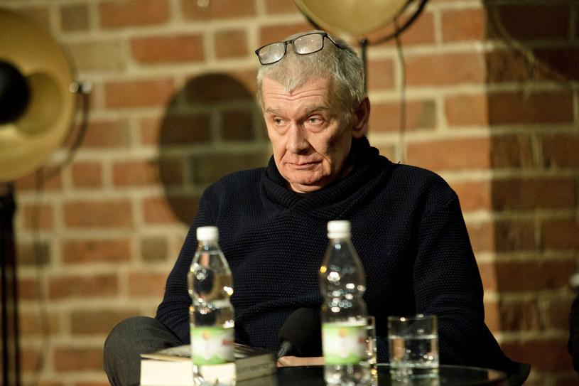 Marcin Świetlicki /Stanisław Bielski /Reporter