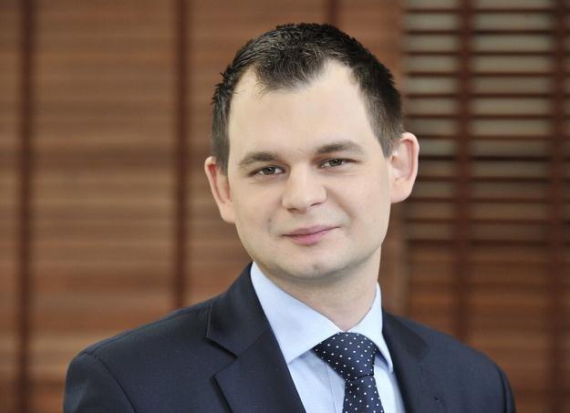 Marcin Tarczyński, ekspert Polskiej Izby Ubezpieczeń /fot. Piotr Bławicki /East News