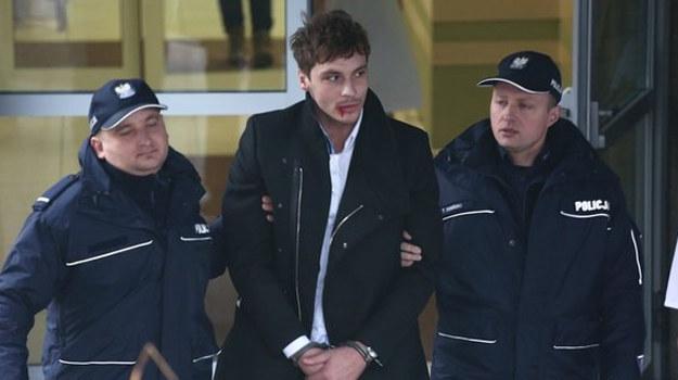 Marcin trafi do aresztu! /www.mjakmilosc.tvp.pl/