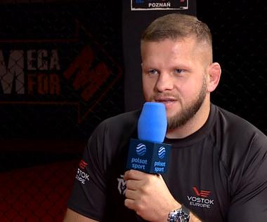 Marcin Tybura przed walką na UFC 267: Jestem u szczytu formy. WIDEO (Polsat Sport)
