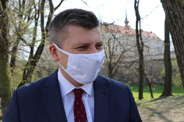 Marcin Warchoł /Jacek Skóra /RMF FM