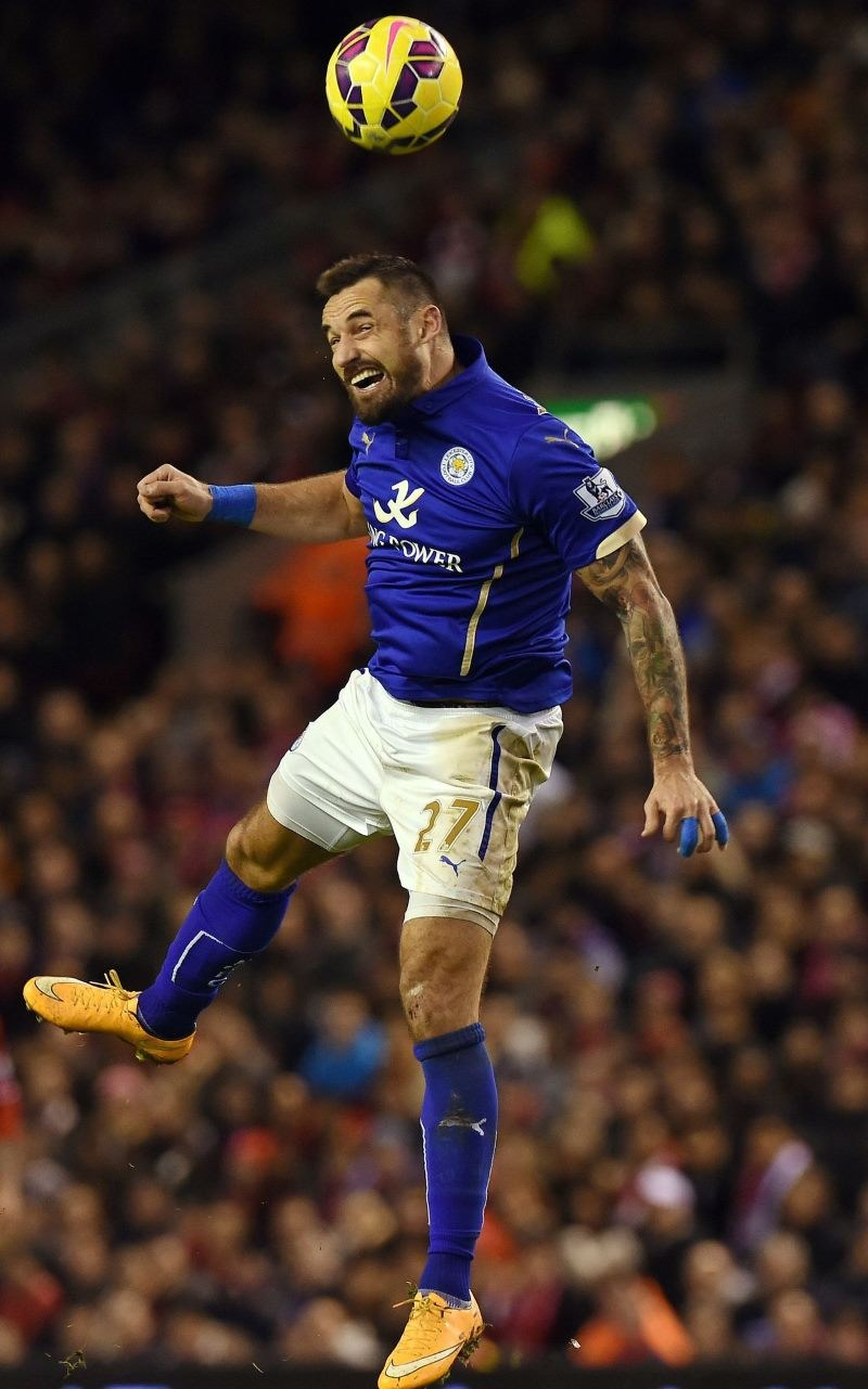 Marcin Wasilewski, obrońca Leicester City /AFP
