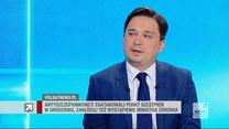 """Marcin Wiącek w """"Gościu Wydarzeń"""": Jestem sceptyczny wobec obowiązkowych szczepień"""