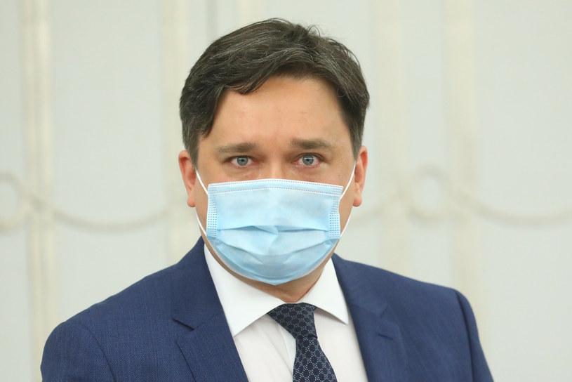 Marcin Wiącek /Tomasz Jastrzebowski/REPORTER /Reporter