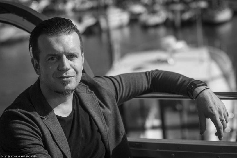 Marcin Wrona /Jacek Domiński /Reporter