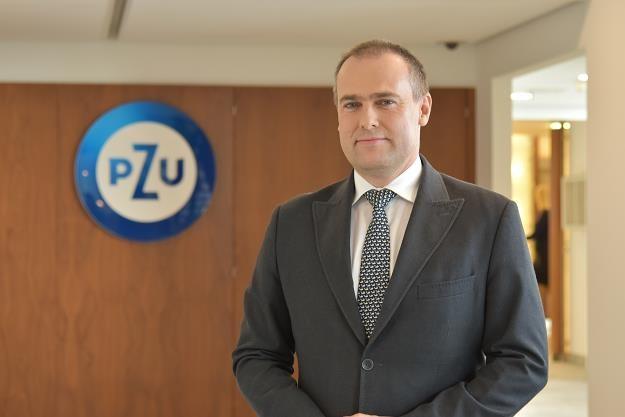 Marcin Żółtek, wiceprezes TFI PZU /Informacja prasowa