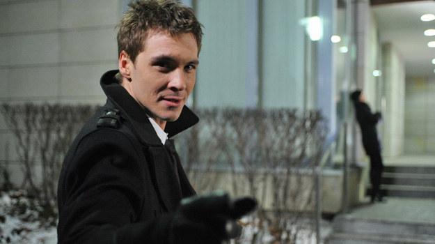 Marcin zostanie... szefem! /Agencja W. Impact