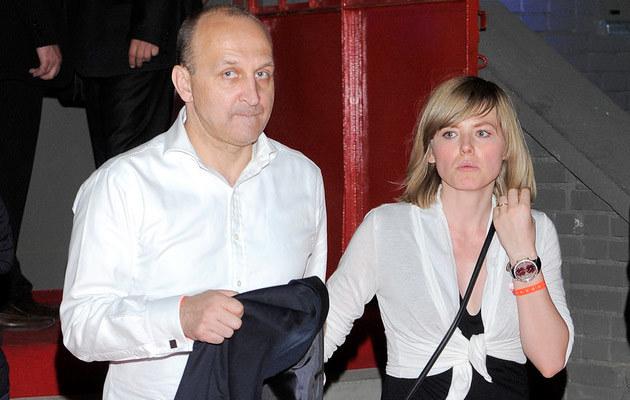 Marcinkiewicz i Isabel, fot. Kurnikowski  /AKPA