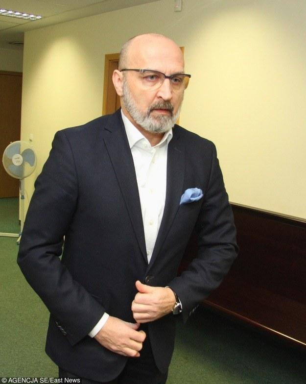 Marcinkiewicz w sądzie /Marcin Smulczyński /East News