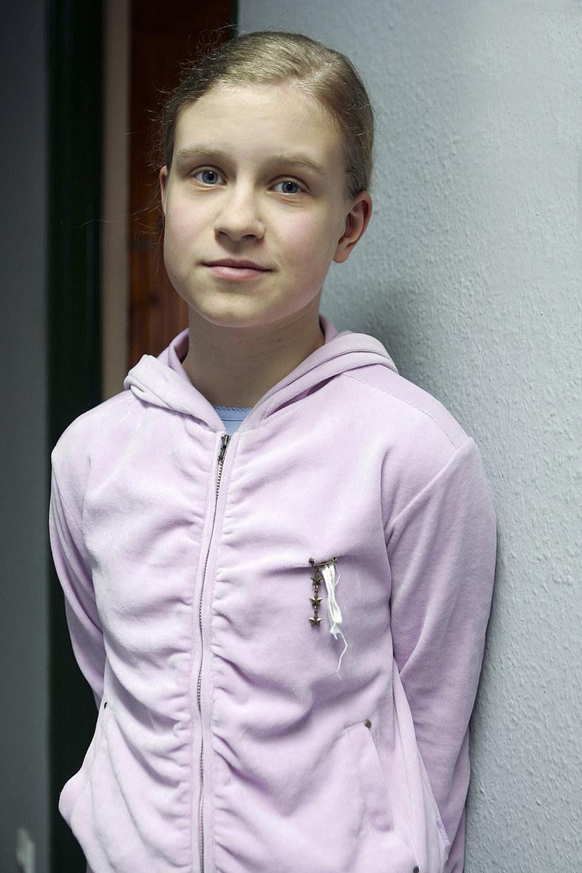 """Marcjanna Lelek była dzieckiem, gdy zaczynała grać w serialu """"M jak miłość"""" /Prończyk /AKPA"""