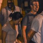 Marck Zuckerberg z żoną na spacerze po Rzymie