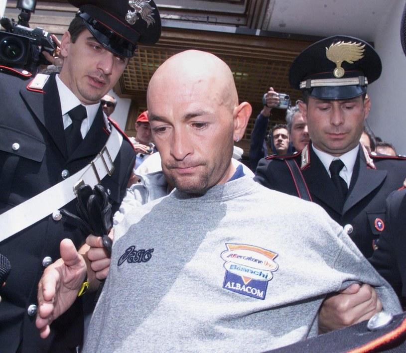 Marco Pantani /AFP/AFP PASCAL PAVANI/ /Newspix