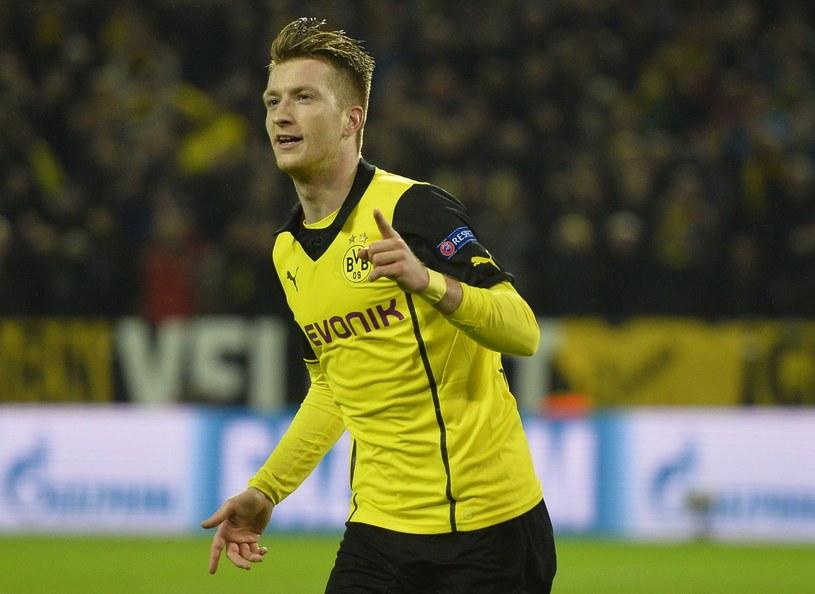Marco Reus, gwiazda Borussii Dortmund /AFP