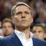 Marco van Basten kończy pracę w FIFA