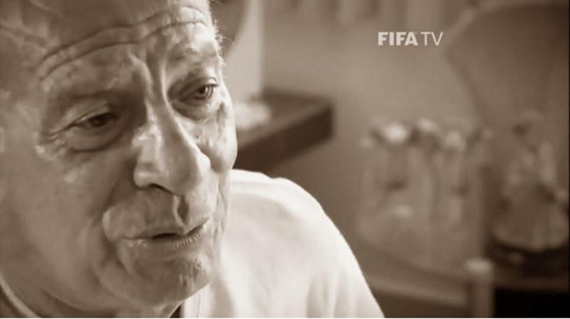 Marcos Coll nie żyje. Zmarł w wieku 81 lat /fot. printscreen FIFA TV /