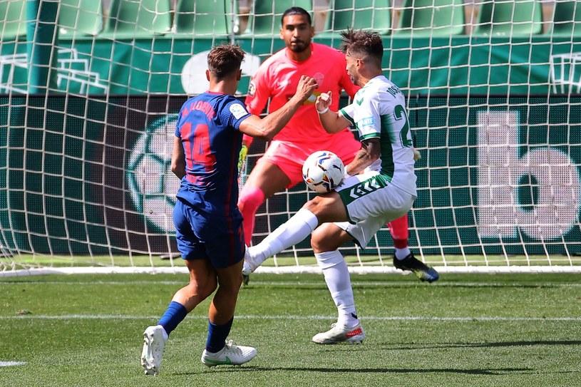 Marcos Llorenta strzela gola dla Atletico /AFP