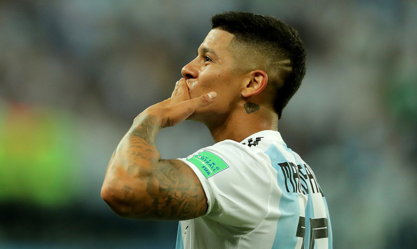 Marcos Rojo /Getty Images