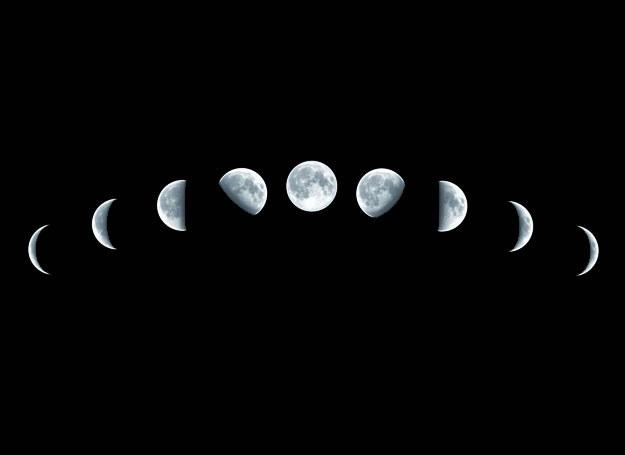 Marcowa pełnia Księżyca, która jednocześnie będzie pierwszą wiosenną pełnią, nastąpi 27 marca o godzinie 10:30 /123RF/PICSEL