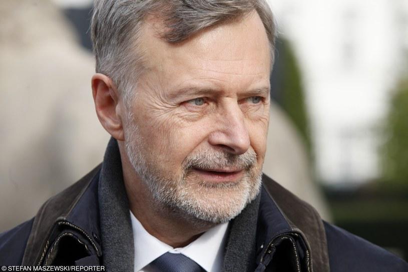 Marek Balicki, były minister zdrowia /Stefan Maszewski /Reporter