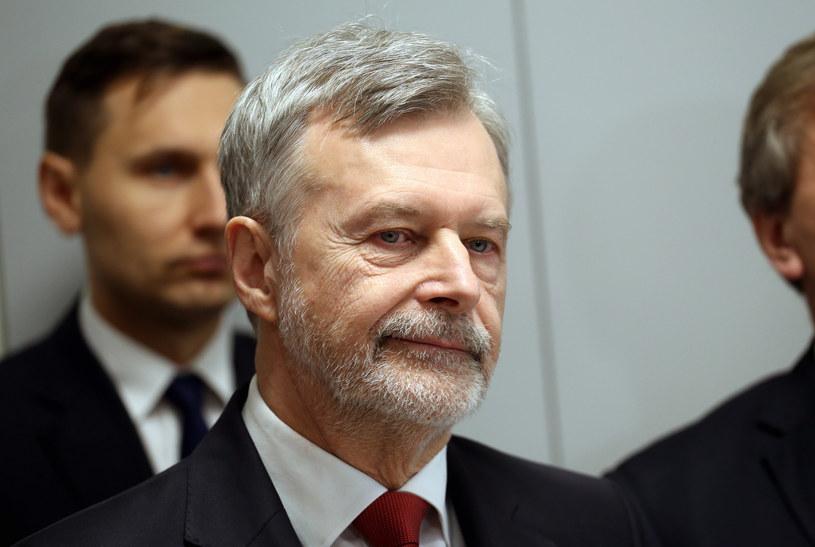 Marek Balicki /Mariusz Grzelak/REPORTER /Reporter