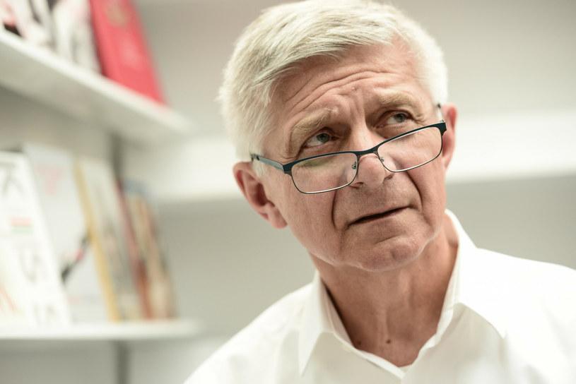 Marek Belka, eurodeputowany, były premier i prezes NBP. /Wojciech Olszanka /East News