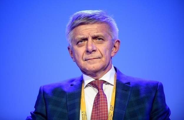 Marek Belka, prezes NBP. Fot. Bartosz Krupa /Agencja SE/East News