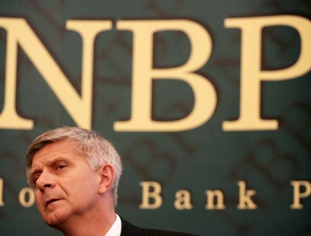 Marek Belka, prezes NBP. Fot. Jacek Waszkiewicz /Reporter