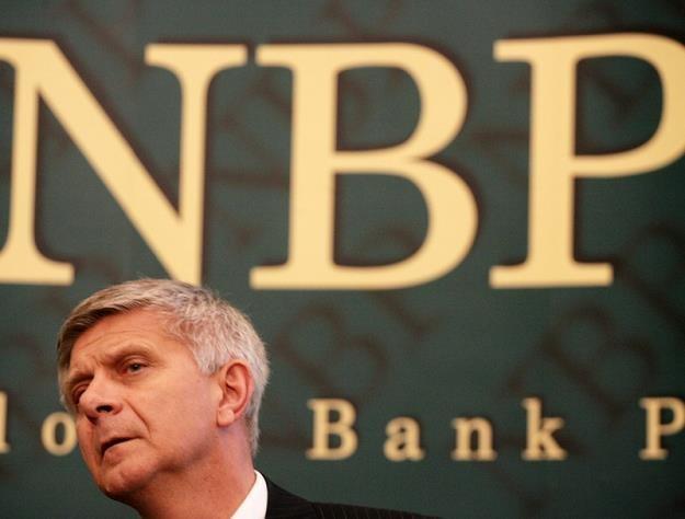 Marek Belka, prezes NBP. Fot Jacek Waszkiewicz /Reporter