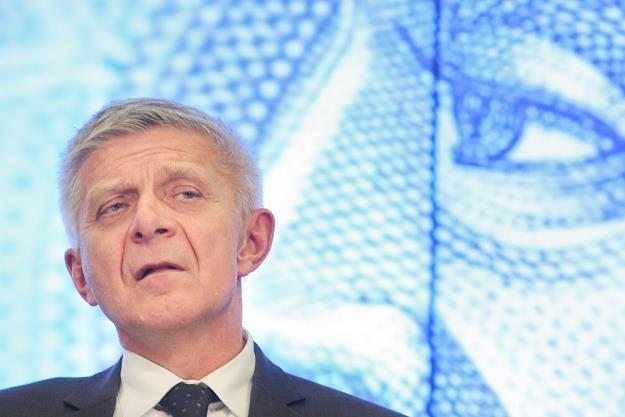 Marek Belka, prezes NBP. Fot. Michał Dyjuk /Reporter