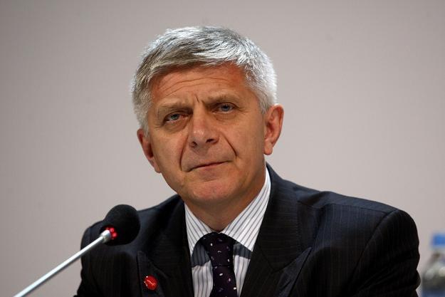 Marek Belka, prezes NBP. Fot. Paweł Kozioł /Reporter