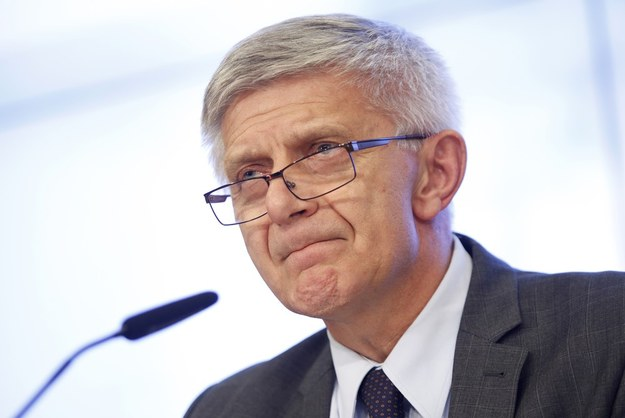 Marek Belka, prezes NBP; fot. Stefan Maszewski /Reporter
