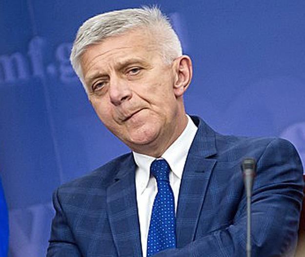 Marek-Belka, prezes NBP i szef RPP. Fot.  Bartosz Krupa /Agencja SE/East News