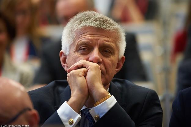 Marek Belka, prezes NBP i szef RPP. Fot. Łukasz Szeląg /Reporter