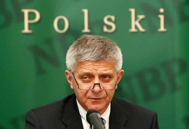 Marek Belka, prezes NBP i szef RPP. Fot. STANISŁAW KOWALCZUK /Agencja SE/East News