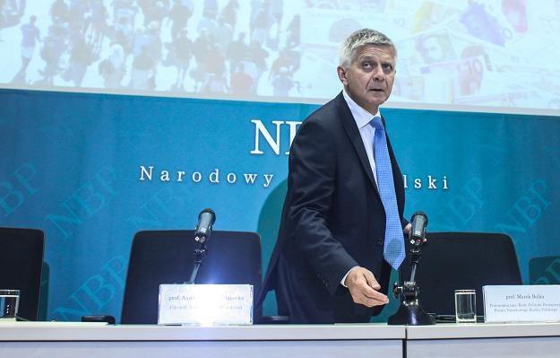 Marek Belka, prezes NBP /PAP