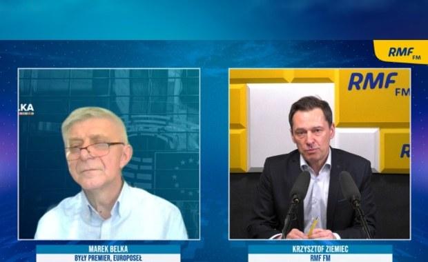 Marek Belka: Robić to, co UE rekomenduje. Nic lepszego nie wymyślimy
