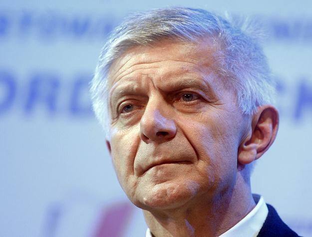 Marek Belka, szef NBP i RPP, fot. Adam Guz /Reporter