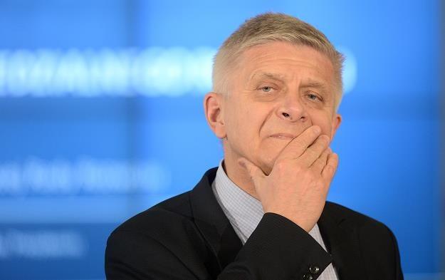 Marek Belka - szef NBP /PAP