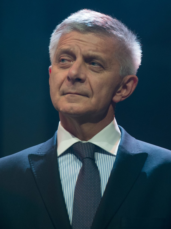 Marek Belka /PAP/Grzegorz Michałowski /PAP