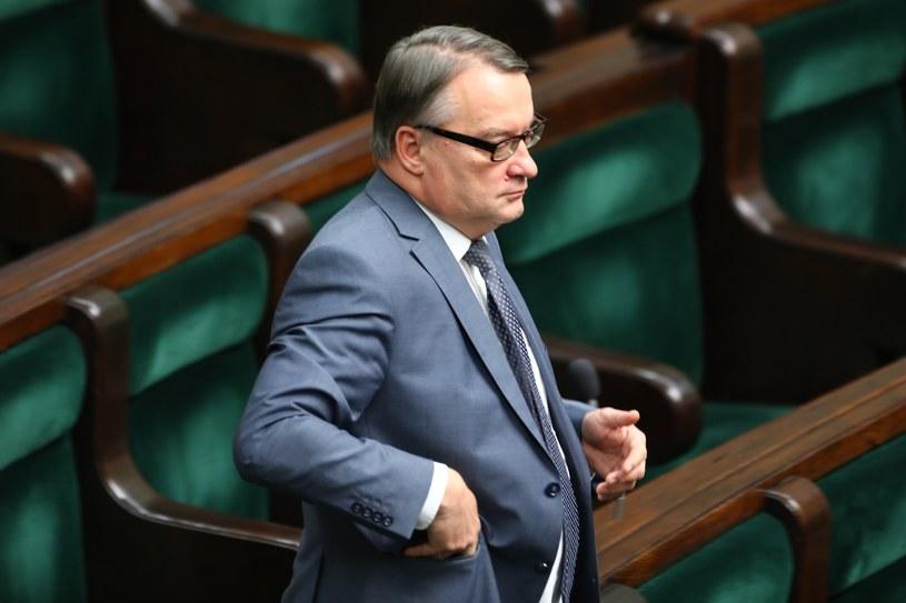 """Marek Biernacki dla """"Polska Times"""": PO przestała być wiarygodna, to jej koniec /Stanisław Kowalczuk /East News"""