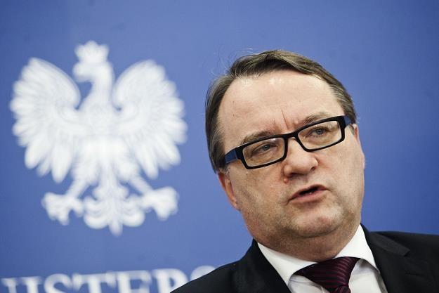 Marek Biernacki, minister sprawiedliwości. Fot. Adam Guz /Reporter