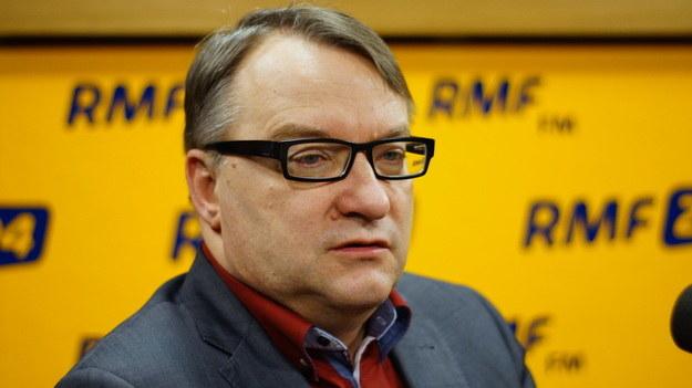 Marek Biernacki /RMF FM