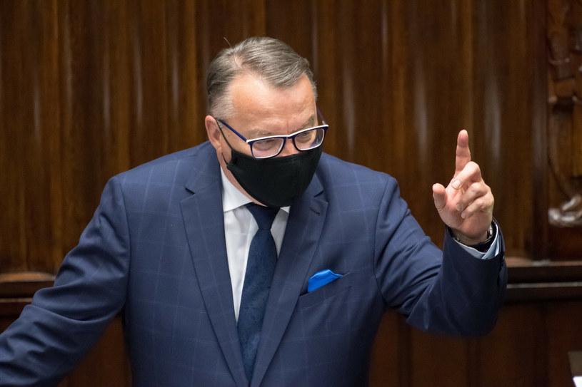 Marek Biernacki /Wojciech Stróżyk /East News