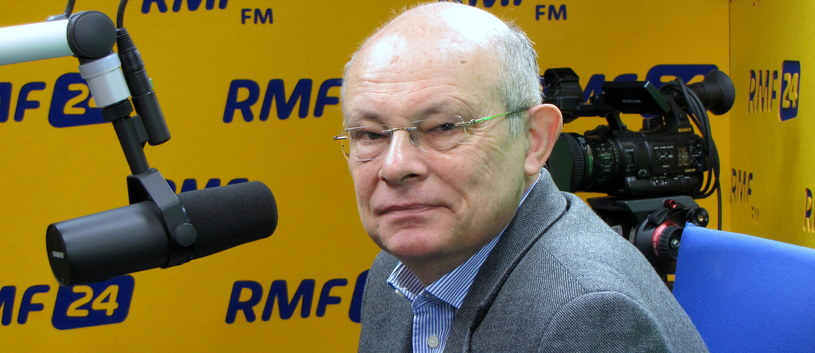 Marek Borowski /Kamil Młodawski /RMF FM