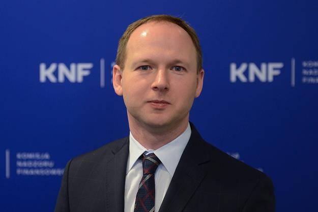 Marek Chrzanowski, b. szef KNF /PAP