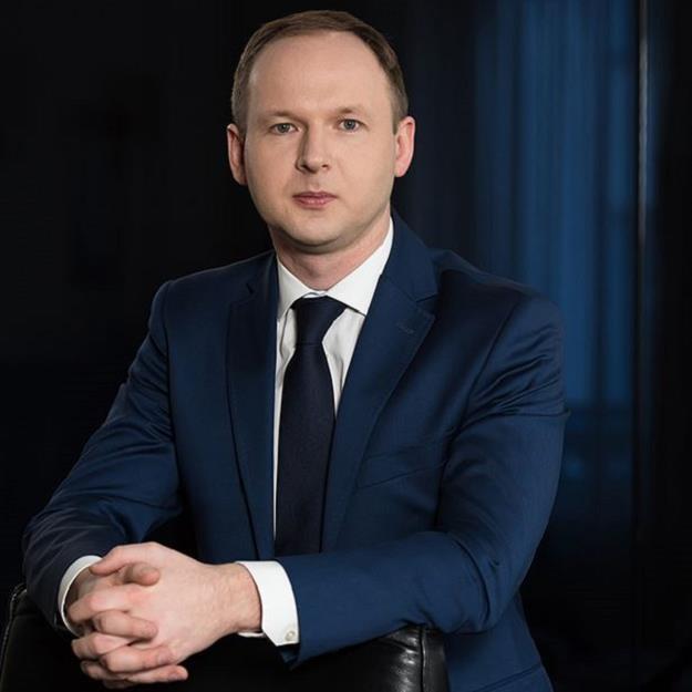 Marek Chrzanowski, przewodniczący KNF /Informacja prasowa
