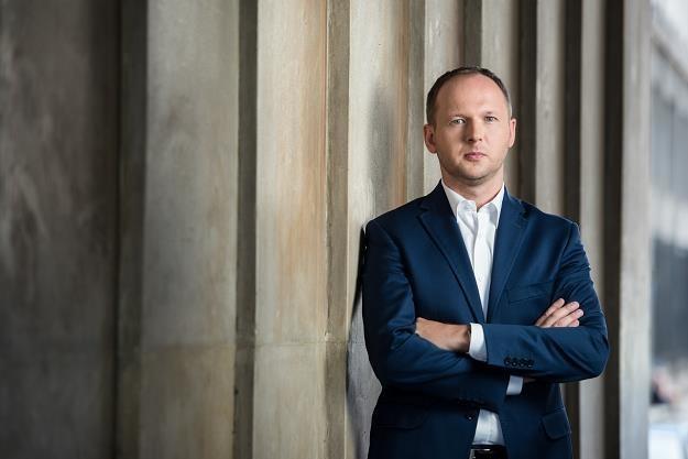 Marek Chrzanowski - szef KNF /Informacja prasowa