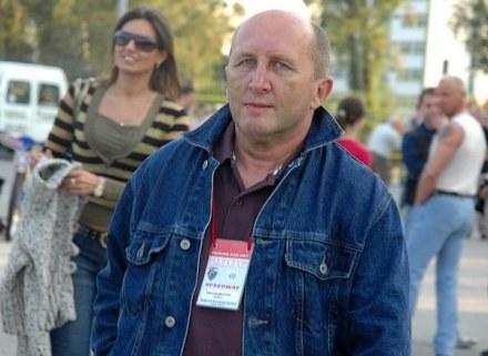 Marek Cieślak nie robi lamentu z nieznacznej porażki w Lesznie /Tomasz Szatkowski