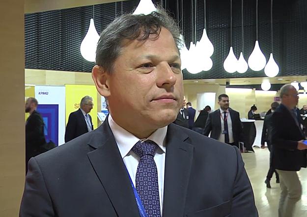 Marek Czerski, prezes KUKE /INTERIA.PL