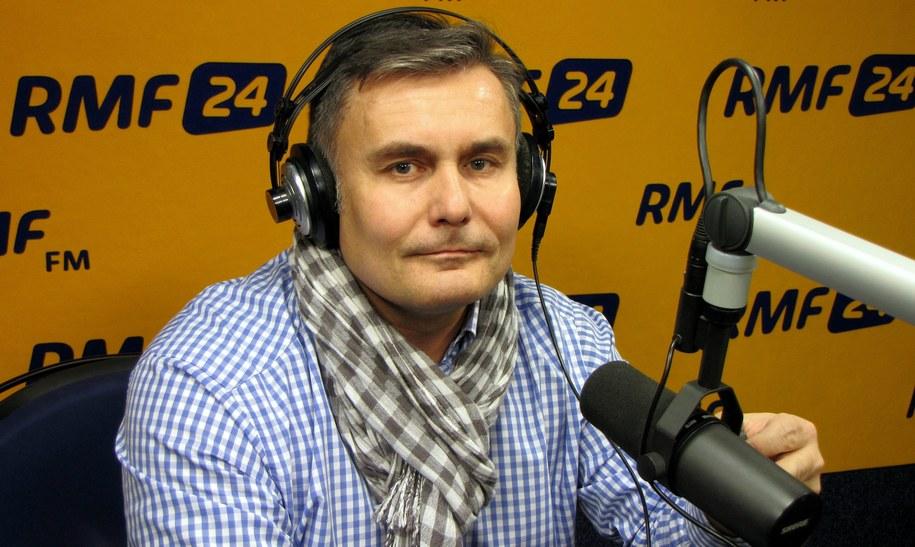 Marek Czyż /RMF FM